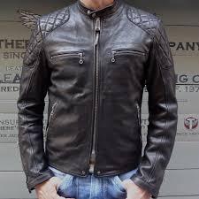 leather riding jackets vivtage style cafe racer leather jacket u20ac390 00 via etsy moto