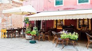 Al Awnings Cape Town Osteria Al Pozzo Roverso In Venice Restaurant Reviews Menu And