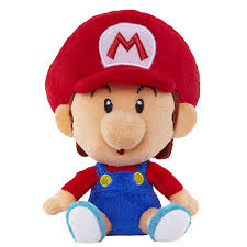 amazon nintendo baby mario plush mario bros