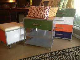 Metal Locker Nightstand Choosing The Best Metal Locker Dresser Home Design Ideas