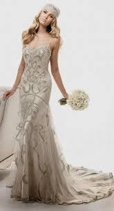 inspired wedding dresses gatsby inspired wedding dress rosaurasandoval