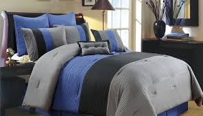 Navy Stripe Comforter Set Bedding Set Navy Blue Bedding Sets And Quilts Stunning Blue