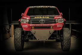 bold new approach by toyota gazoo racing sa for dakar 2017 road