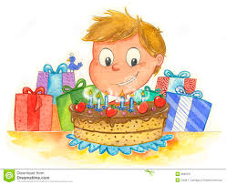 boy birthday boy and birthday cake royalty free stock photo image 9281875
