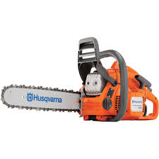 husqvarna chainsaw u2014 16in bar 40 9cc 0 325in chain pitch