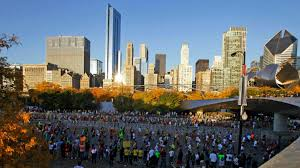 44th Ward Chicago Map by Over 9k Chicagoans To Run 40th Bank Of America Chicago Marathon
