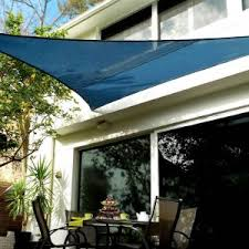 outdoor bru triangle coolaroo shades with coolaroo shade sail