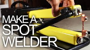 make a spot welder for cheap youtube