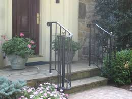 Banister Rails Metal Best 25 Iron Handrails Ideas On Pinterest Wrought Iron Handrail