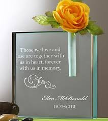 personalized in loving memory gifts 18 best sympathy gifts images on sympathy gifts