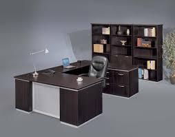 desk decor ideas choosing the best u shaped office desk home decor and furniture