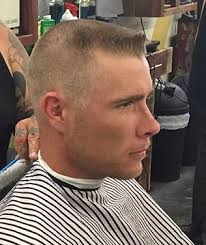 horseshoe haircut flattop haircut with rounded top flattops pinterest haircut