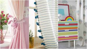 14 cute photos that will help you style your child u0027s bedroom curtains