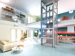 homes with elevators home solutions thyssenkrupp elevator india