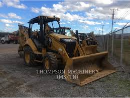 used backhoe loaders thompson machinery