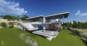 modern concrete house design in melbourne u2014 best melbourne architects