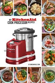 Kitechaid 100 Best My Kitchenaid Cook Processor Recipes Images On Pinterest