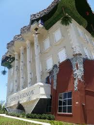 Wonderworks Upside Down House Myrtle Beach - panama city upside down house 45degreesdesign com