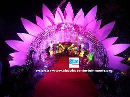 reception decorations engagement decorators sangeet cermony