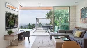 interior impressive resort interior design with comfy blue