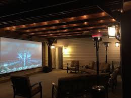 Backyard Outdoor Theater by Best 20 Outdoor Speakers Ideas On Pinterest Outdoor Speaker