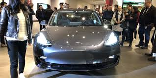 tesla model 3 go to used market in impressive numbers but doesn u0027t