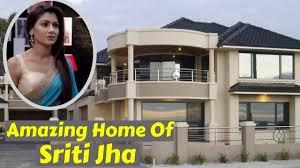 beautiful home of sriti jha youtube