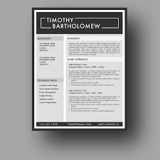 37 best masculine resume templates images on pinterest cv ideas