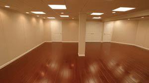 basement wood flooring basement floor