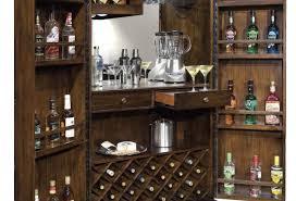 Black Liquor Cabinet Bar Beautiful Bar Cabinet Furniture Modern Black Wooden Corner