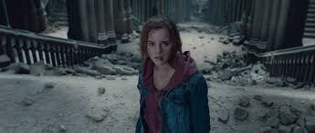 Hermione Granger In The 1st Movoe Harry Potter And The Deathly Hallows U2014 Part 2 Hero Complex