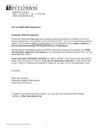 ideas collection letter of recommendation for nursing job sample