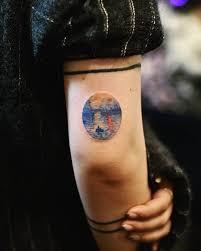 the 25 best monet tattoo ideas on pinterest watercolour tattoos