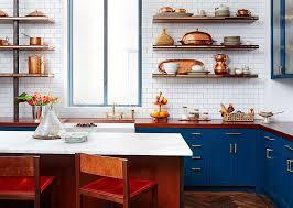 Gorgeous Kitchen Designs by Fabulous Corner Kitchen Design Grand Wooden Island Copper Kitchen