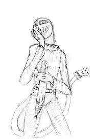 psycho clown sketch by inspectornills on deviantart