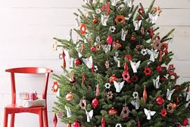 small space christmas tree ideas apartment therapy