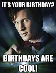 Meme Dr Who - dr who happy birthday meme 2happybirthday