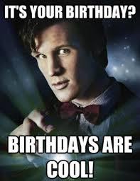 Meme Dr - dr who happy birthday meme 2happybirthday