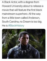 South Carolina Memes - a black actor with a degree from howard university about to release