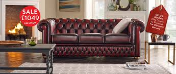 Pre Owned Chesterfield Sofa by Bespoke Chesterfield Furniture Handmade In Britain Sofas By Saxon