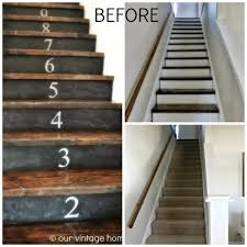 What Does Banister Mean Our Vintage Home Love Stairway Renovation