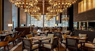 restaurants the chedi andermatt