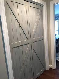 Cheap Bifold Closet Doors Closet Laundry Closet Door Our Bi Fold Barn Doors Replace Your