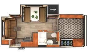 lance camper floor plans http viajesairmar com pinterest