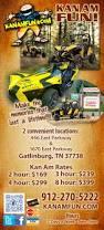 Gatlinburg Map Kan Am Fun Can Am And Honda Utv Rentals Gatlinburg Tn