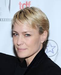robin wright photos photos arrivals at the lucille lortel awards