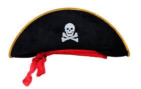sales halloween accessories skull hat caribbean pirate hat