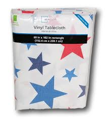 Patio Party Vinyl Tablecloth by Amazon Com Spring Summer Themed Flannel Backed Vinyl Tablecloth
