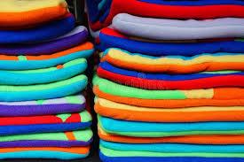 Polar Fleece Duvet Cover Colourful Fleece Quilt Covers Stock Image Image 68908515
