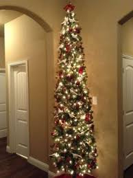 my gold silver sparkle glitter and pearl slim christmas tree